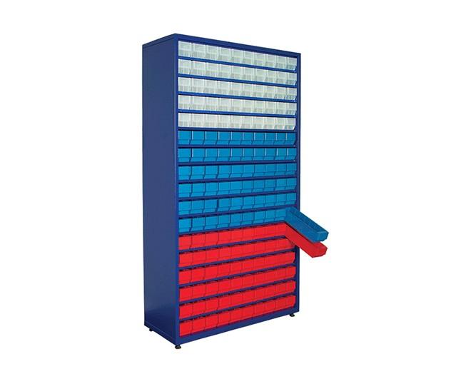 щендер с рафтови кутии STAND 409