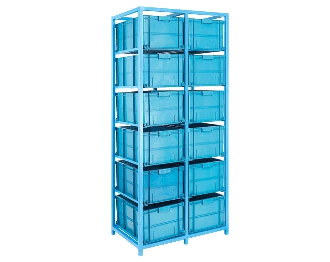щендер с рафтови кутии TR2-4628