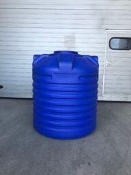 трипластов вертикален резервоар за вода TLV-1000