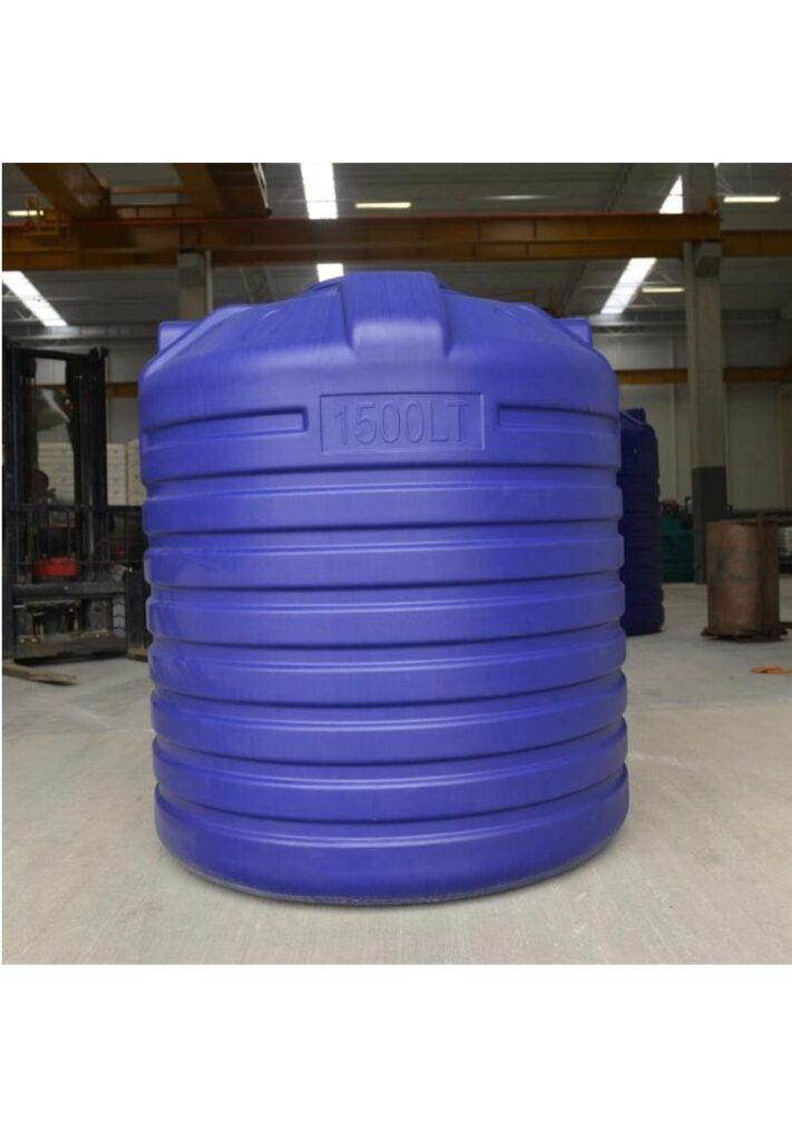 трипластов вертикален резервоар за вода TLV-1500