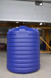 трипластов вертикален резервоар за вода TLV-2000