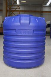 трипластов вертикален резервоар за вода TLV-750